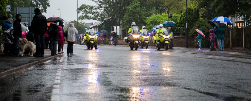 Photo in Littleover, Derby of Police Cavalcade