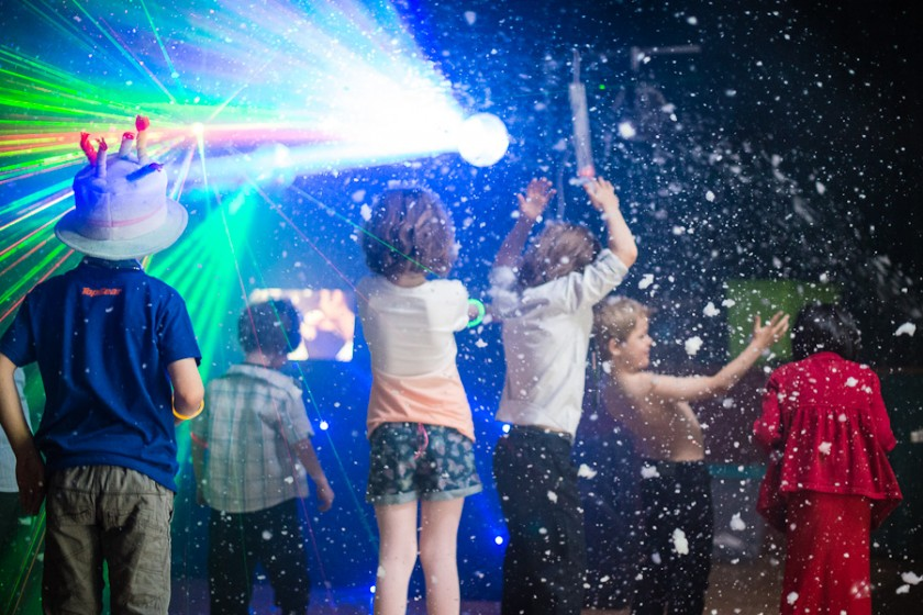 Childrens Disco Party