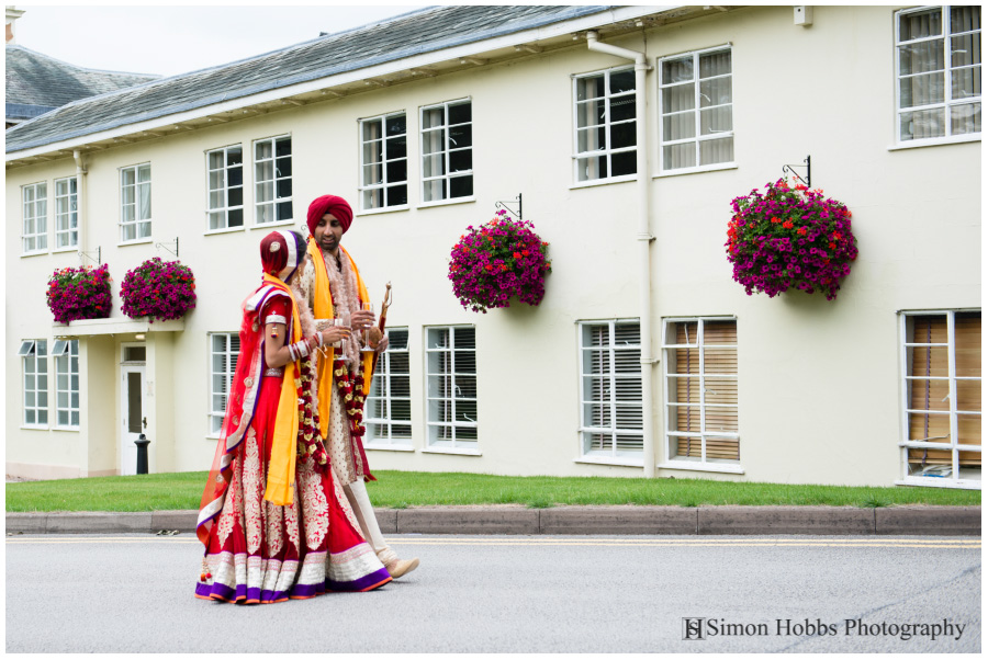 25-Sikh-Bride-And-Groom-Eastwood-Hall-Nottingham